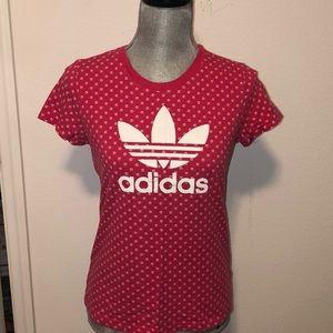 Adidas originals lip T-shirt M